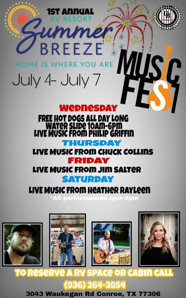 Music Fest Conroe